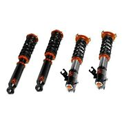 For Bmw M2 16-20 Coilover Kit 0.5-2.5 X 0.5-2.5 Slide Kontrol Drift Front And