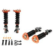 For Mazda 626 93-97 Coilover Kit 0.5-1.5 X 0.5-1.5 Kontrol Sport Front And