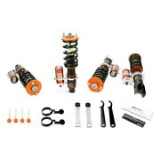 For Volkswagen Golf 15-18 Coilover Kit 0.5-2.5 X 0.5-2.5 Circuit Pro Front And