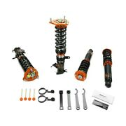 For Mitsubishi Mirage 88-92 Coilover Kit 0.5-2.5 X 0.5-2.5 Gt Pro Front And