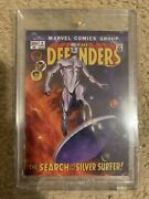 2016 Marvel Masterpieces Silver Surfer 10/50 Tier 4 What If Card, 88 Nm Jusko
