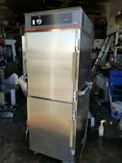 Carter Hoffmann Th-15 Full Size 3 Door Heated Holding Cabinet 115v