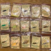 Fly Rite Poly Dubbing - Orvis Extra Fine Poly - Poly Ii Dubbing - Fly Tying Lot