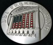 New York Stock Exchange Nyse September 11th Anniversary Made By And Co Lar