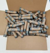 1000 Rolls Preformed Coin Wrappers Paper Tubes For Nickels 5 Cents Holds 2 Ea