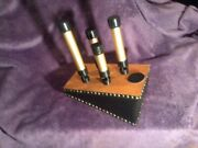 Table Top Bellows Train Whistle Hand Or Foot Powered Percussion Choo Choo Sound