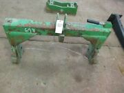 Tractor Category 2 Quick Hitch697