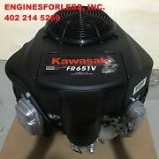 Kawasaki Fr651v-ds09-r 726cc Engine For Lawn Tractor And Zero-turn Mowers
