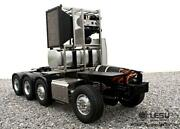 Lesu 88 Metal Chassis For 1/14 Rc Tamiya Benz Arocs 3363 Tractor Truck Model