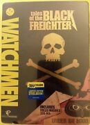 Watchmen Tales Of The Black Firefighter Dvd Exclusive Steelbook Sealed Free Shp