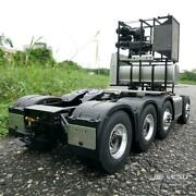 3speed Lesu Benz Actros 3363 88 Metal Chassis For 1/14 Rc Tamiya Tractor Truck