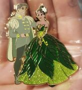 Disney Fairytale Designer Collection Couples Tiana And Naveen Pin