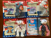 American Election And Patriotic Beanie Babies Mcdonalds