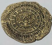 Us Navy Special Warfare Seal Special Reconnaissance Team One Pirate Doubloon Sha