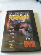 Haydels Game Calls -- Waterfowl Workshop -- Duck Calling Techniques And Tips Dvd