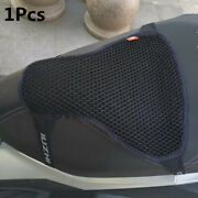 Breathable 3d Mesh Dual Layers Anti-skid Cushion Seat Cover Fit For Motorcycle