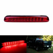 Led 3rd High Tail Brake Stop Cargo Light Fit Chevy Colorado Gmc Canyon 2004-2012