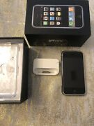 Apple Iphone 1st Generation - 8gb - A1203 Gsm Collectors Item