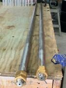 Stainless Steel 93x1.5 Prop Shafts