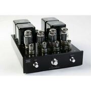 Mp-501 V5 Class A Tube Amplifier Vacuum Tube Power Amplifier 4x Kt120 + 4x 6j8p