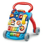 Vtech Sit-to-stand Learning Walker For Toddlers Learning To Walk Independently
