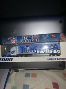 2000 Nfl Football Semi Truck Tractor Trailer Hauler Collectible Tennessee Titans