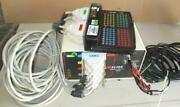 Xltek Natus Emu128 Fs Head Box With Emu-128-fs Breakout Box And Cables