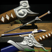 Lol New Style League Of Legends Yasuo Sword Carbon Steel Blade Cosplay 3210