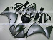 Fairing Matte Grey Black Fit For 2012-2014 Yzf R1 Plastic Set Injection Mold 18