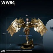 Queen Studio Wonder Woman 1/4 Scale Painted Statue Pre-order Dx Edtion Two Heads