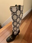 Authentic Womenandrsquos Zumi Knee High Boots Size 7.5