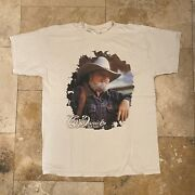 Vintage Charlie Daniels Band T-shirt 90s Size Large Country Music Tour Tultex