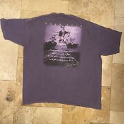 Vintage Charlie Daniels Band T-shirt 90s Size Xxl Country Music Tour