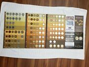 Brazilian Coins Familia Real 1994 To 2015 Complete In Special Album 116 Coins