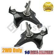 2 Drop Lowering Spindles For 1988-1998 Chevy Gmc C1500 C2500 Suburban 2wd Only