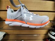 Womenand039s Under Armour W Charged Assert 8 Athletic Gray/neon3021972-101new W Box