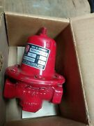 Bell And Gossett Reducing Valve 12lbs Model 12 A88 Vintage 110015