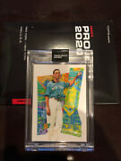 Topps Project 2020 179 1992 Mariano Rivera Tyson Beck Artist Proof 20/20 Silver