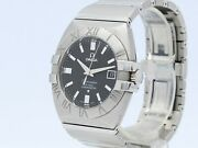 Omega Constellation Double Eagle Co Axial 38mm