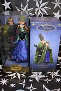 Disney Fairytale Collection Anna And Kristoff Limited Edition Dolls Sold Out