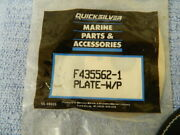 Mercury Marine Part F435562-1 Back Plate Water Pump Force Outboards