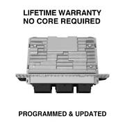 Engine Computer Programmed/updated 2012 Ford Motorhome Cu9a-12a650-bc Pbr2 6.8l