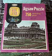 Whitman Giant Guild 750 Piece Jigsaw Puzzle Series No 302
