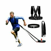 Xjunion Sled Harness Tire Pulling Harness Fitness Resistance Training Workout...