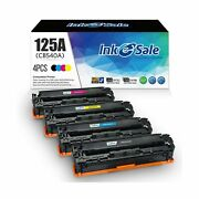 Ink E-sale Remanufactured Toner Cartridge Replacement For Hp 125a Cb540a Cb54...