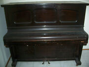 Antique Player Piano Ooak Take A Look