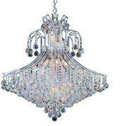 Asfour Crystal Chandelier Dining Living Room Kitchen Island Fixture 15 Light 35