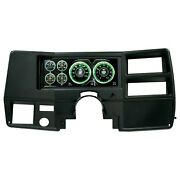 Autometer 7004 Invision Lcd Dash Kit For 1973-87 Chevy And Gmc Full Size Trucks