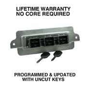 Engine Computer Programmed With Keys 2007 Mazda Tribute 7l8a-12a650-anb Ynx1