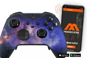 Space Xbox One Elite 2 Series Smart Custom Modded Controller.mods For Fps.cod